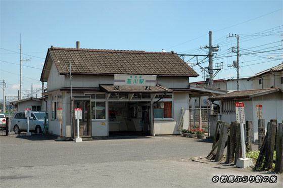 韮川駅(にらがわえき) 東武鉄道
