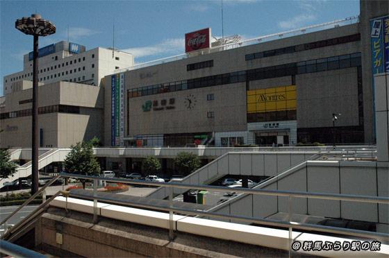 高崎駅(たかさきえき) JR・新幹線、上信電鉄