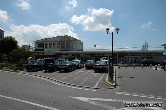 館林駅(たてばやしえき) 東武鉄道